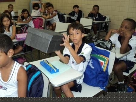 OS SENTIDOS ENSINO FUNDAMENTAL – 3º ANO – TARDE