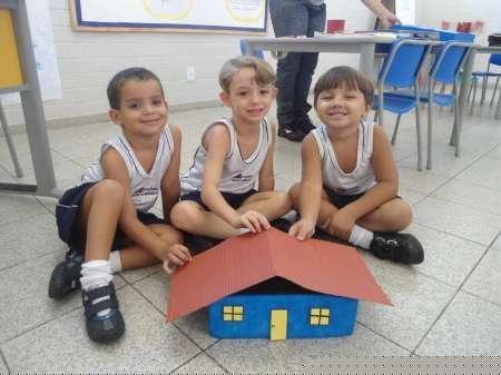 A CASA – EDUCAÇÃO INFANTIL PRÉ I
