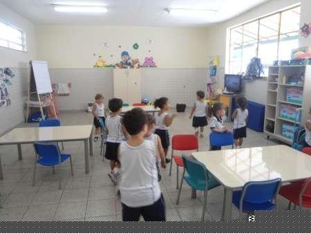 AULA DE INGLÊS EDUCAÇÃO INFANTIL – MATERNAL II