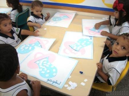 COLAGEM EDUCAÇÃO INFANTIL – MATERNAL I – MANHÃ