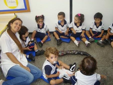 ADAPTAÇÃO EDUCAÇÃO INFANTIL – MATERNAL I – TARDE