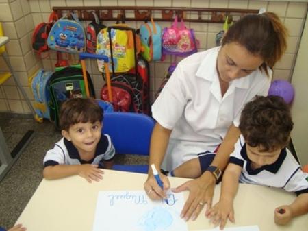 IDENTIDADE EDUCAÇÃO INFANTIL – MATERNAL I – TARDE