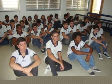 AULA INAUGURAL DE EDUCAÇÃO FÍSICA – 1321,1322 e 1323