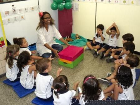 ADAPTAÇÃO Educação Infantil (Maternal II) – tarde