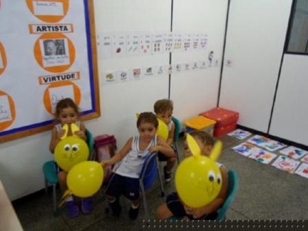 ADAPTAÇÃO EDUCAÇÃO INFANTIL – MATERNAL II – MANHÃ E TARDE