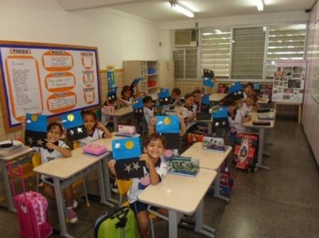 DIA E NOITE EDUCAÇÃO INFANTIL – PRÉ-ESCOLA II – TARDE TURMA 2133