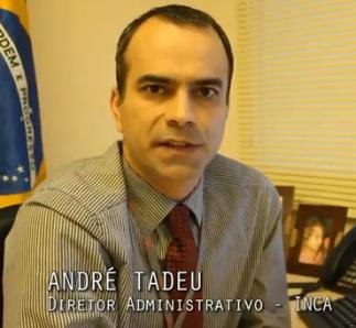 Onde está o Ex-Aluno André Tadeu?