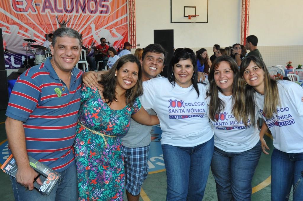 Festa de Ex-alunos 2012 – Bonsucesso, Cachambi e Maré