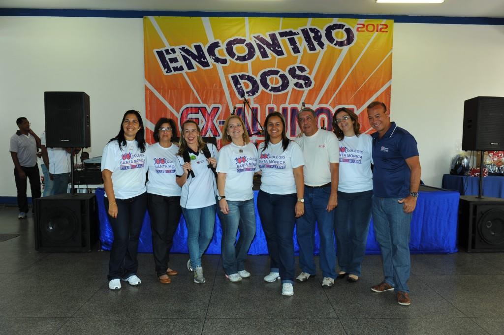 Festa de Ex-alunos 2012 – Taquara