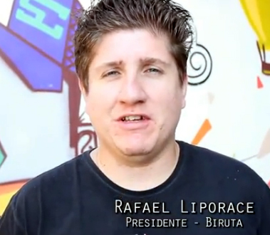Onde está o ex-aluno Rafael Liporace?