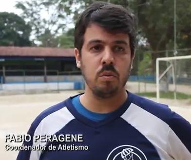 Onde está o ex-aluno Fábio Peragene?