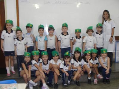 DIA DO SOLDADO – EDUCAÇÃO INFANTIL – CACHAMBI