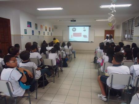 CONTADORA DE HISTÓRIAS – 6° ANO – BONSUCESSO