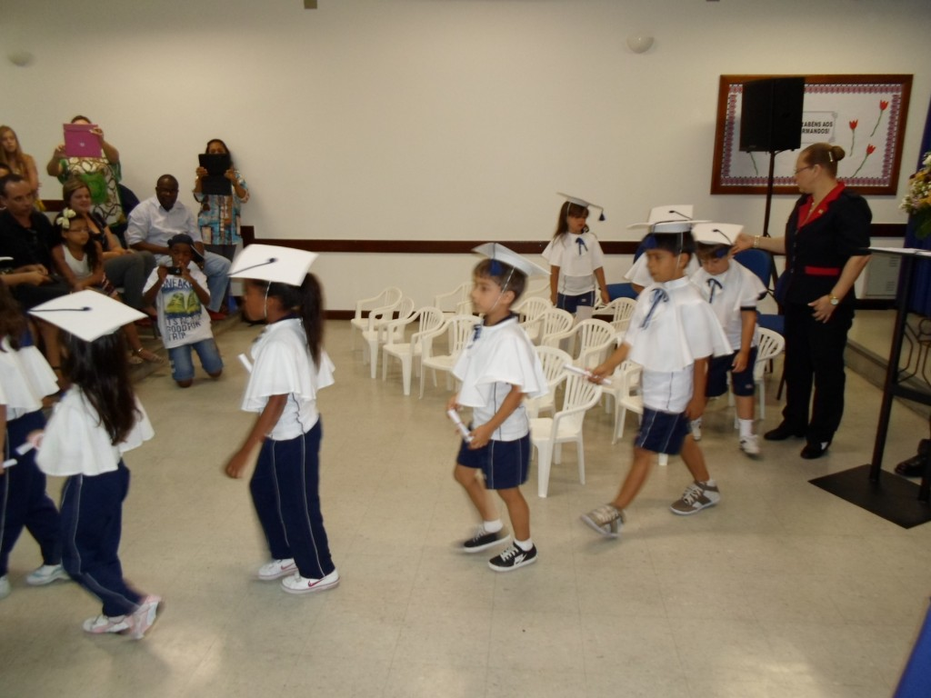 FORMATURA – EDUCAÇÃO INFANTIL – 2132 – TAQUARA