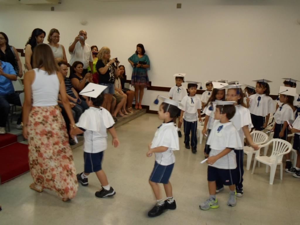 FORMATURA – EDUCAÇÃO INFANTIL – 2133 – TAQUARA