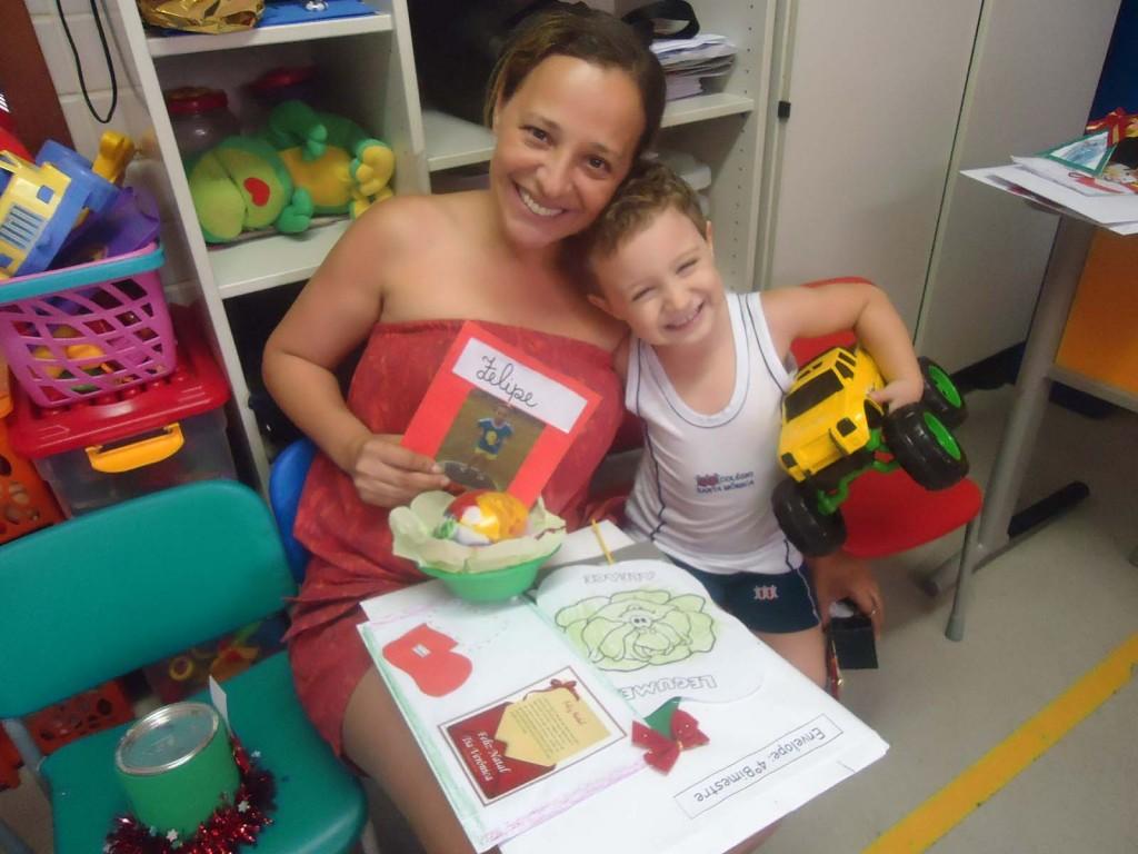 PROJETO – 4° BIMESTRE – EDUCAÇÃO INFANTIL – PARTE 2 – BONSUCESSO