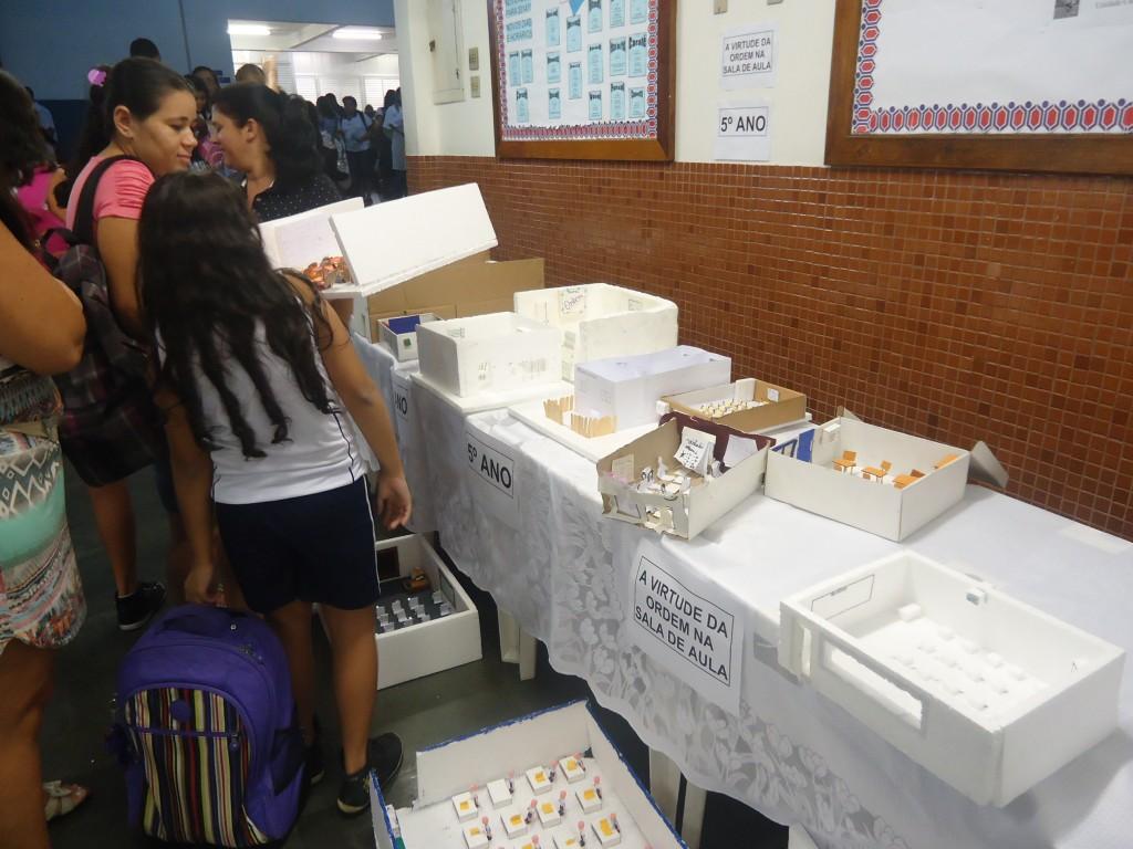 A VIRTUDE DA ORDEM NA SALA DE AULA – BONSUCESSO