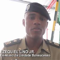 Onde está o ex-aluno Ezequiel Lino Jr.?