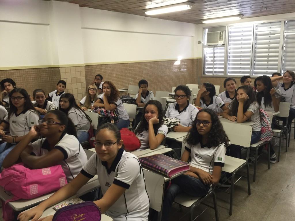 AULA INAUGURAL DE EDUCAÇÃO FÍSICA-7ºANO-MANHÃ-BONSUCESSO