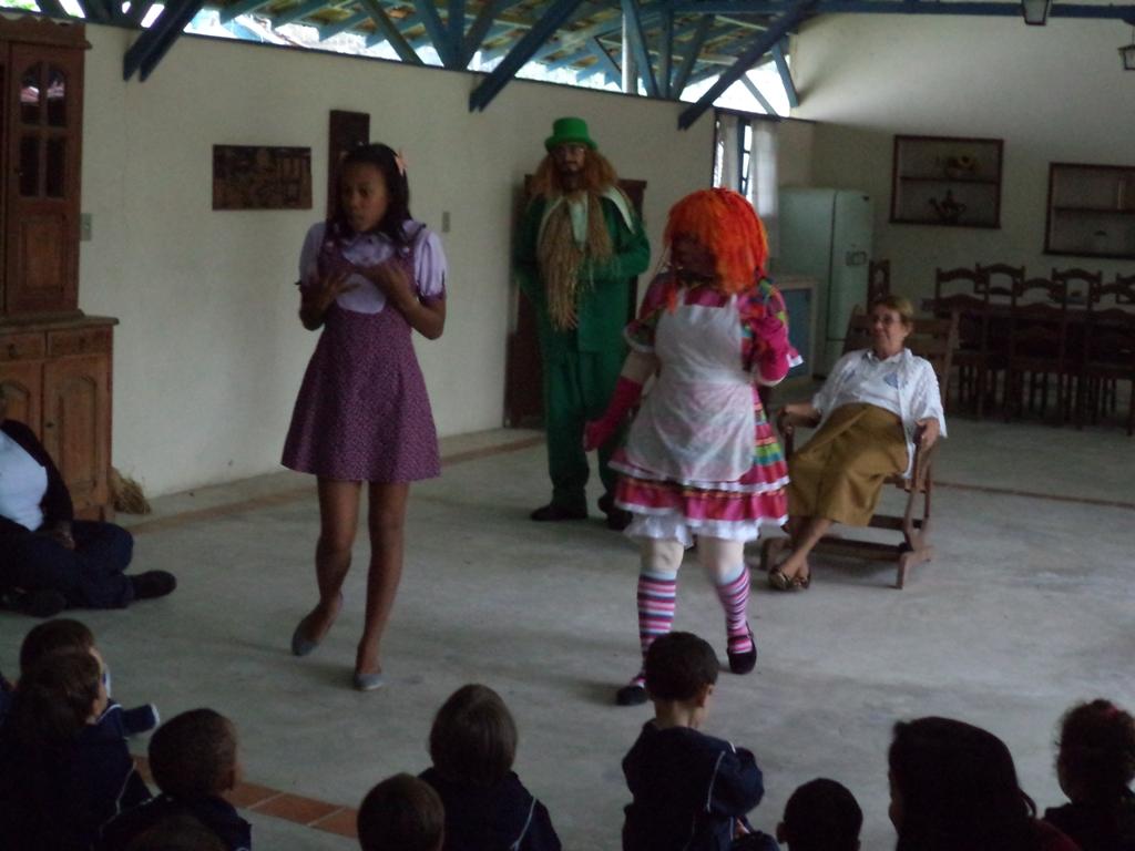 SÍTIO DO PICAPAU AMARELO – EDUC. INFANTIL – MANHÃ – PARTE 2 – TAQUARA