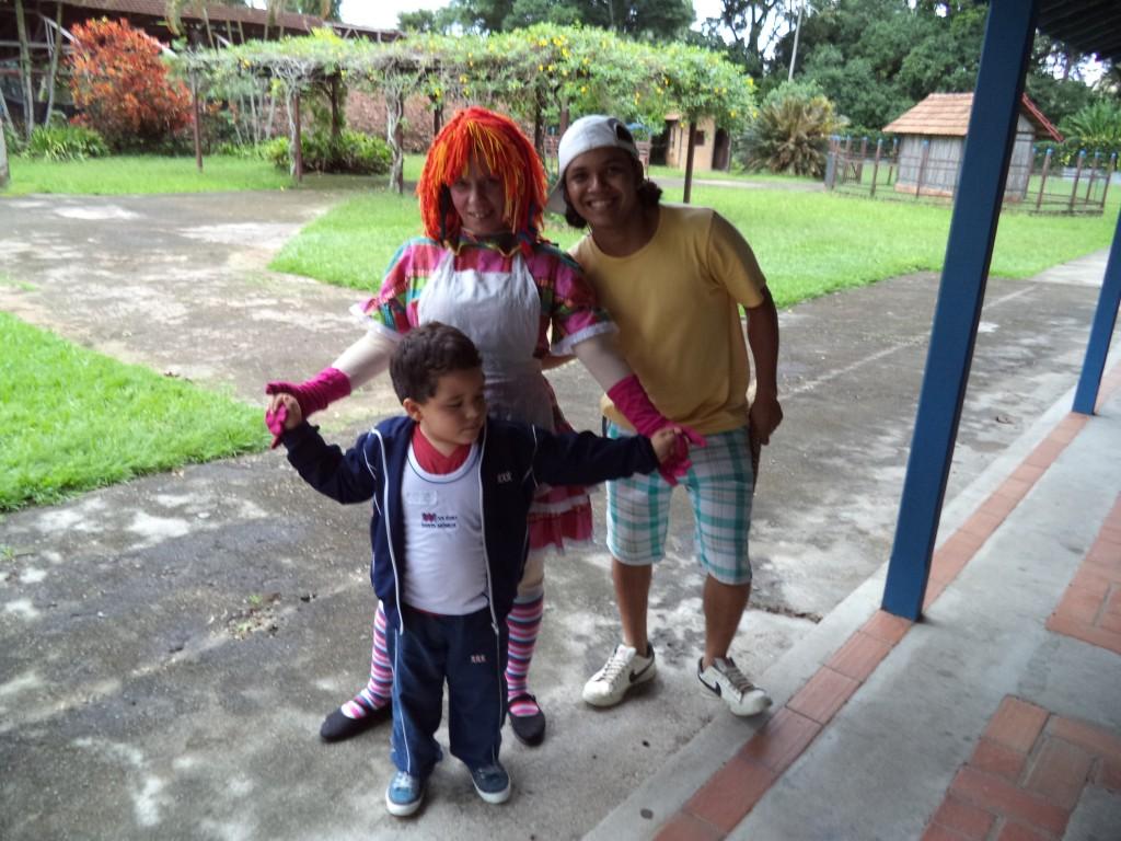 SÍTIO DO PICAPAU AMARELO – EDUC. INFANTIL – TARDE – PARTE 3 – TAQUARA