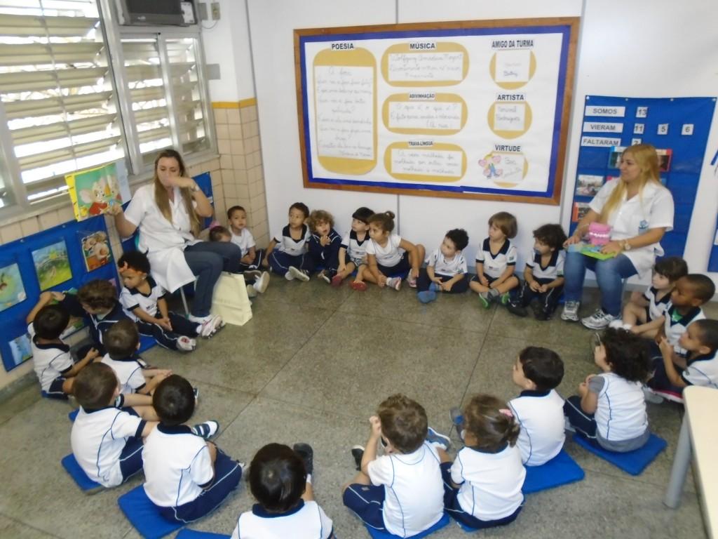 HIGIENE – EDUCAÇÃO INFANTIL – MAT I – MANHÃ – TAQUARA