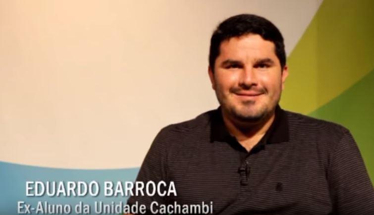 Onde está o ex-aluno Eduardo Barroca?