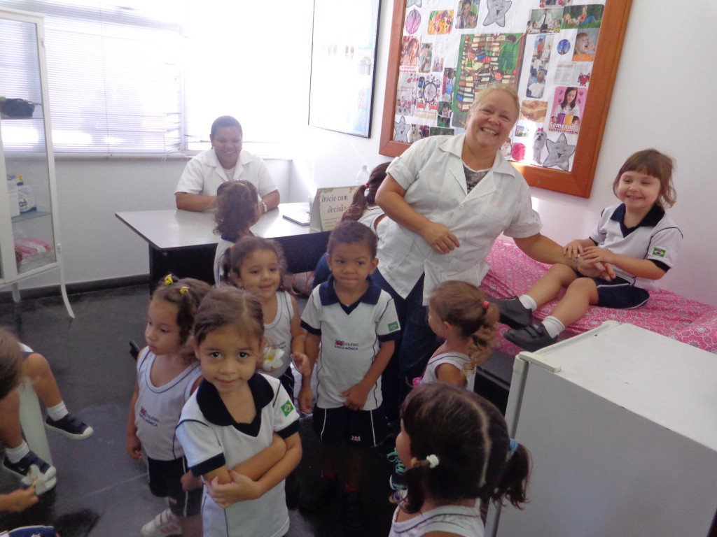 ESCOLA – MATERNAL II – AM – CACHAMBI