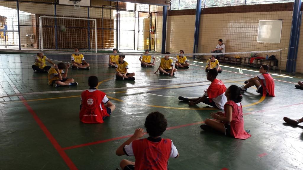 AULA SOBRE ESPORTES – 8º E 9º ANOS – MANHÃ- BONSUCESSO