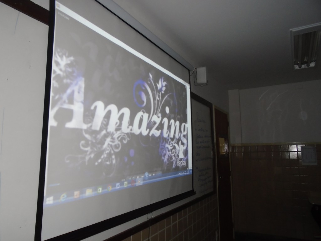 AMAZING – REPORTAGEM – 9AT – CACHAMBI