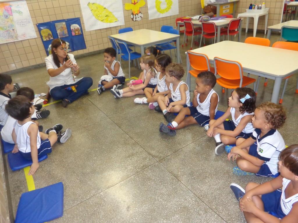 DIA DO ÍNDIO – EDUCAÇÃO INFANTIL – CACHAMBI