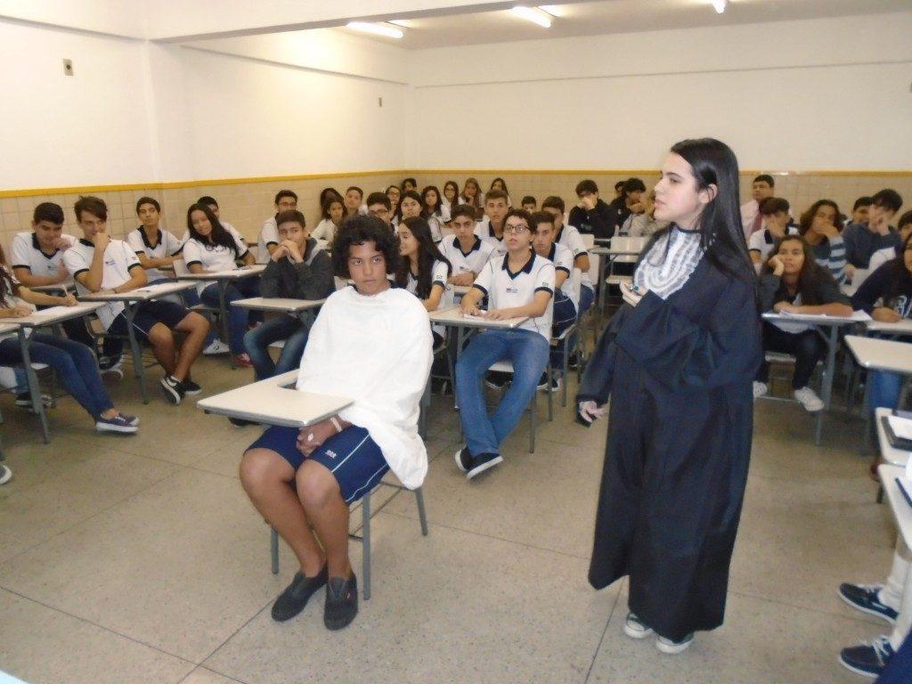 JULGAMENTO DE TIRADENTES – ENSINO FUNDAMENTAL II – TAQUARA