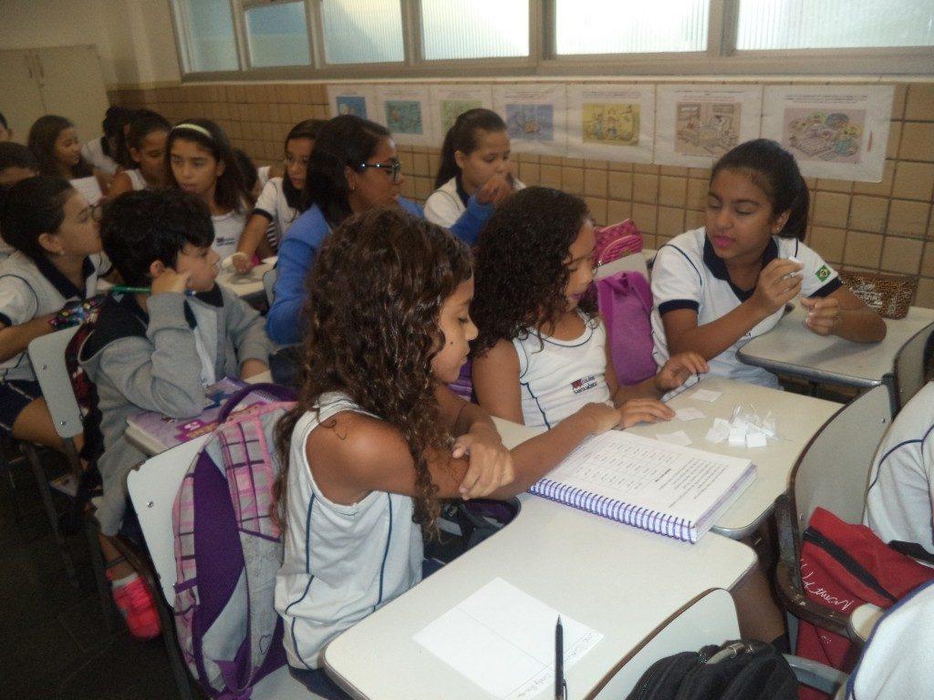 COLÉGIO SANTA MÔNICA-BRINCANDO COM AS PALAVRAS-BONSUCESSO