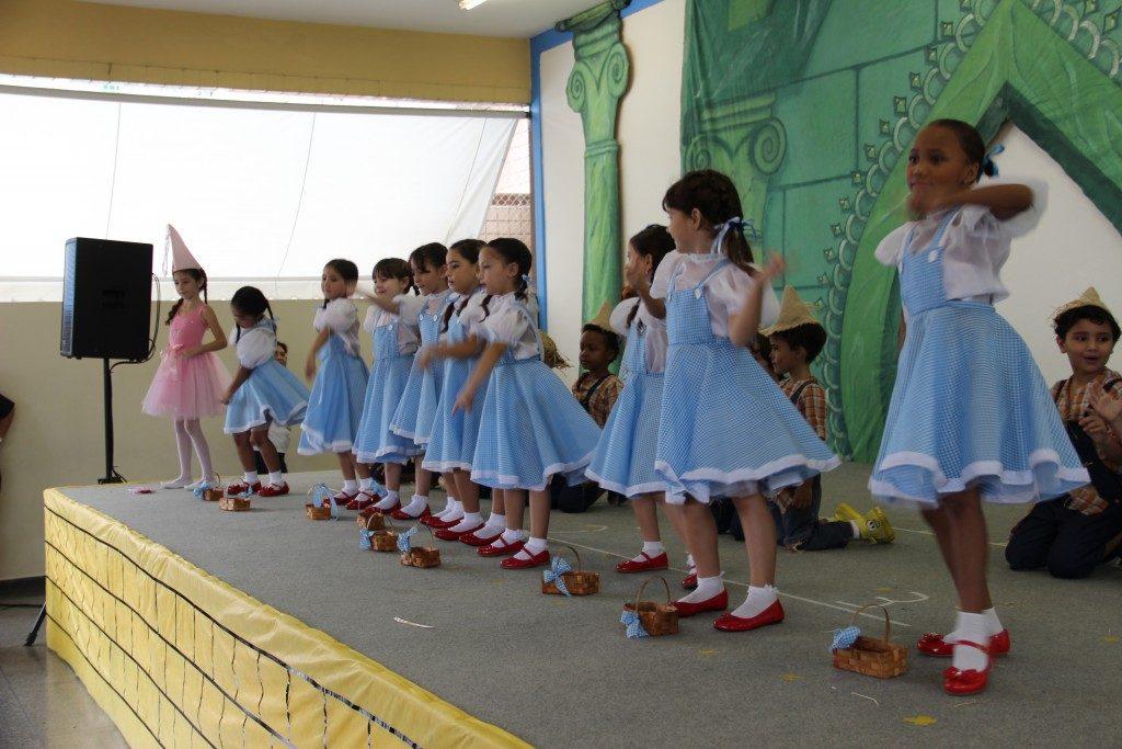 COLÉGIO SANTA MÔNICA-MUSICAL – EDUCAÇÃO INFANTIL-TARDE-1º HORÁRIO-TAQUARA