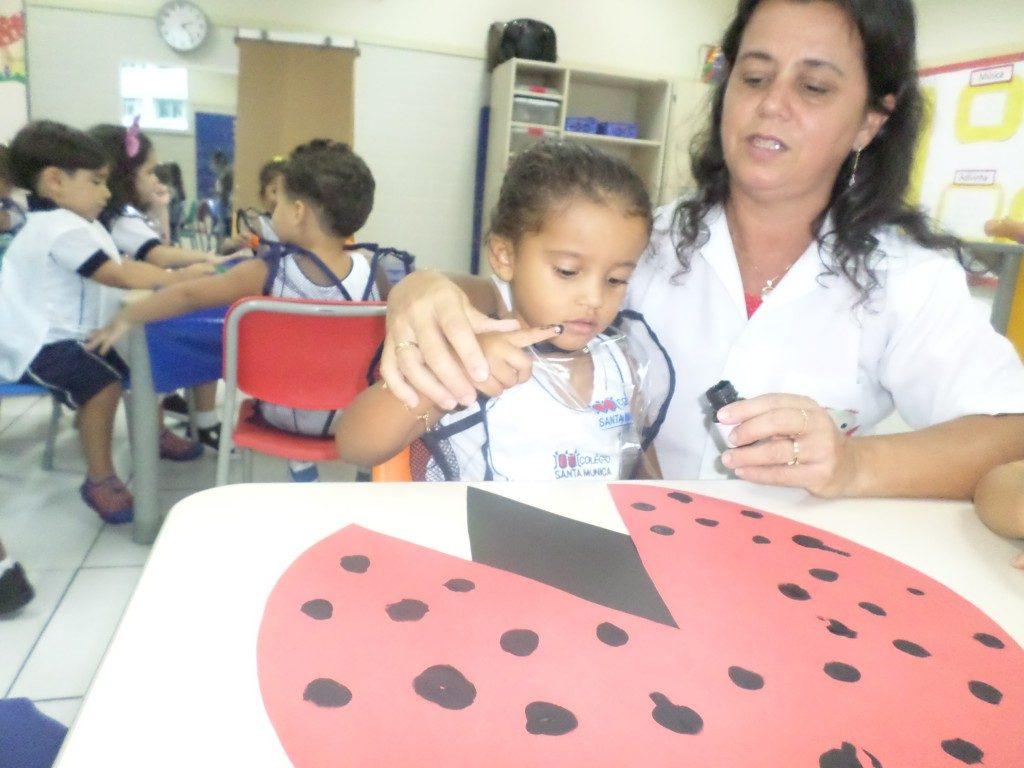 COLÉGIO SANTA MÔNICA – JOANINHA – MATERNAL II – SÃO GONÇALO
