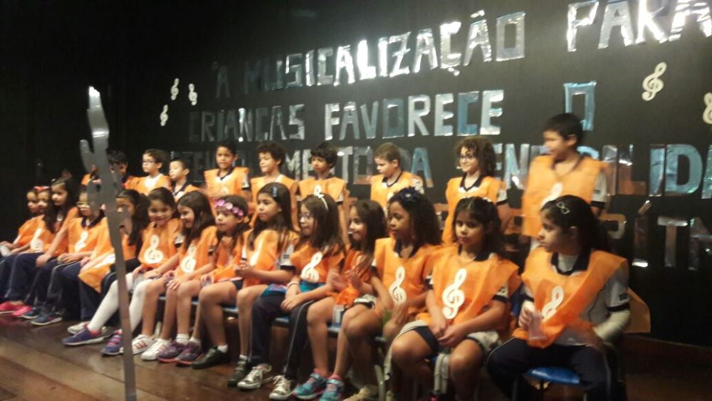 COLÉGIO SANTA MÔNICA – EXPO – 1º AT – BONSUCESSO