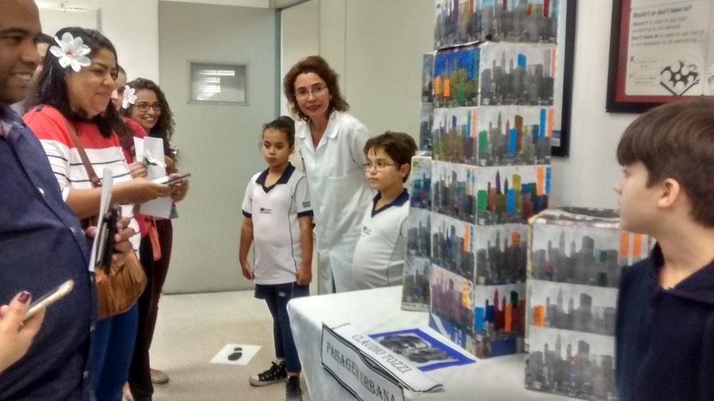 COLÉGIO SANTA MÔNICA – EXPO – 3º AT – BONSUCESSO