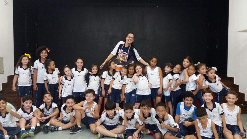COLÉGIO SANTA MONICA – VIVENCIANDO A FESTA JUNINA NA EDUCAÇÃO FÍSICA – 2º AT – BONSUCESSO