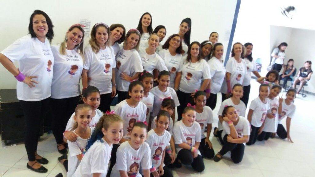 COLÉGIO SANTA MÔNICA – JAZZ DA Profª. BRUNA GAMA INTERSAM 2017 – EXTRACLASSE – BONSUCESSO