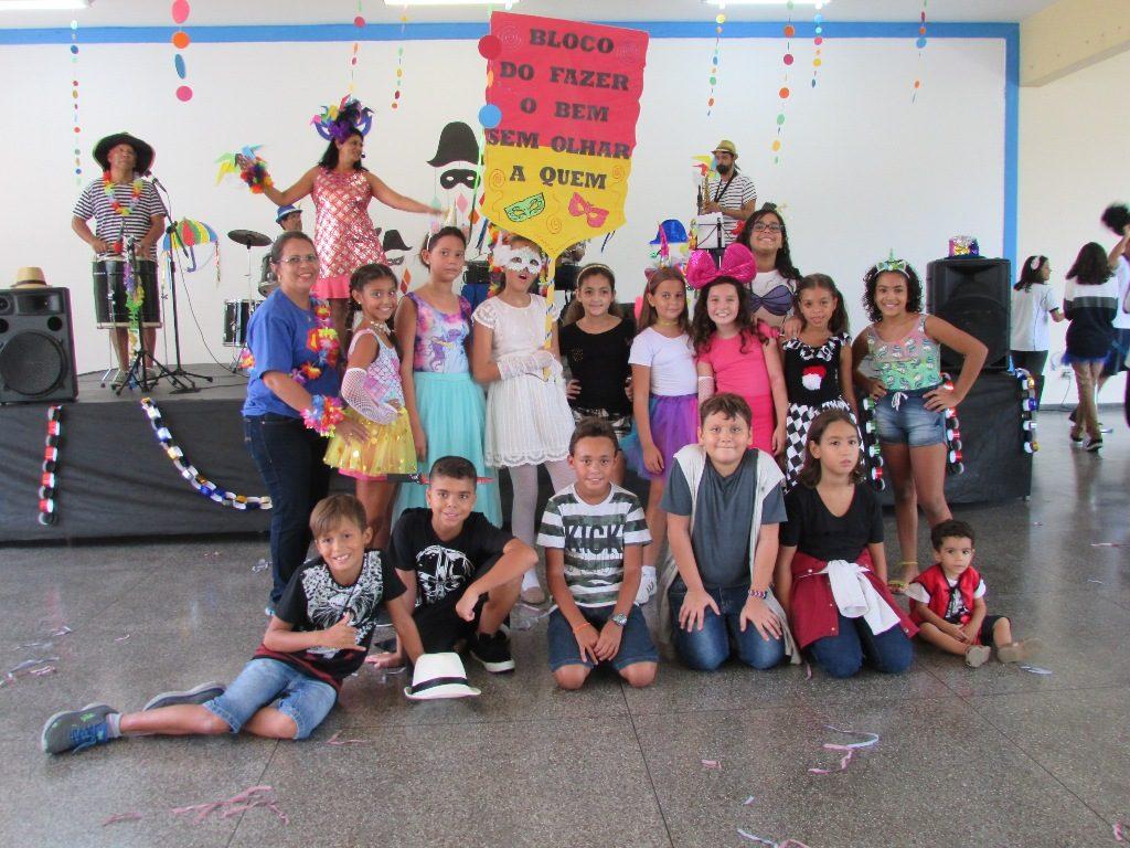 COLÉGIO SANTA MÔNICA – RODA DE SAMBA INFANTIL (M) – TAQUARA