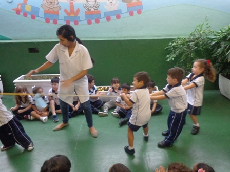 COLÉGIO SANTA MÔNICA – BRINCADEIRAS REGIONAIS – MAT II AT – BONSUCESSO