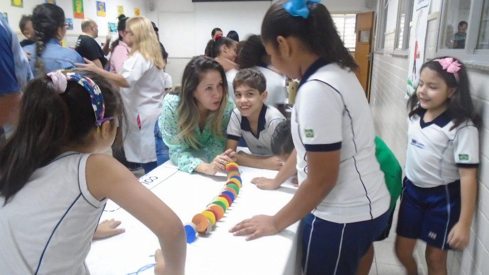 COLÉGIO SANTA MÔNICA – EXPO 2018 – 3° AM – ENSINO FUNDAMENTAL I– BONSUCESSO