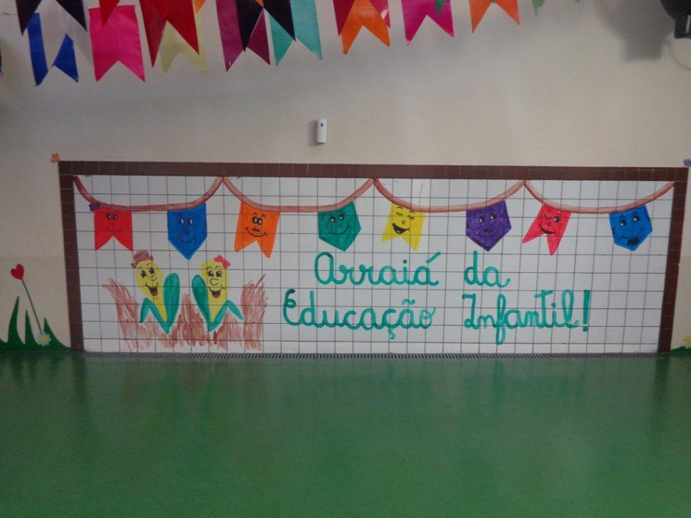 COLÉGIO SANTA MÔNICA – FESTA JULINA INTERNA – MAT II AM; PRÉ I AM E PRÉ II AM– BONSUCESSO