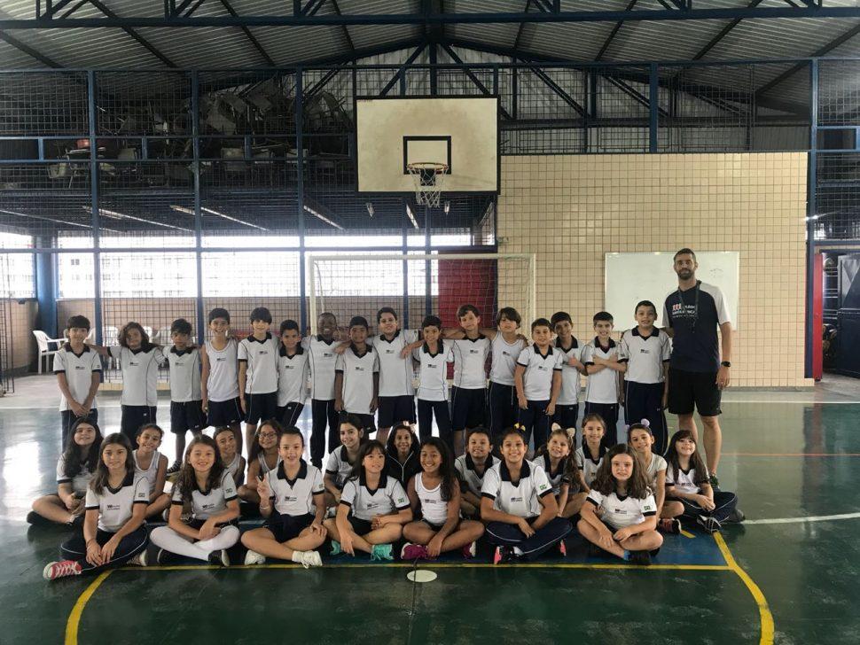 COLÉGIO SANTA MÔNICA – ATLETISMO – EDUCAÇÃO FÍSICA – 3° AM – TAQUARA