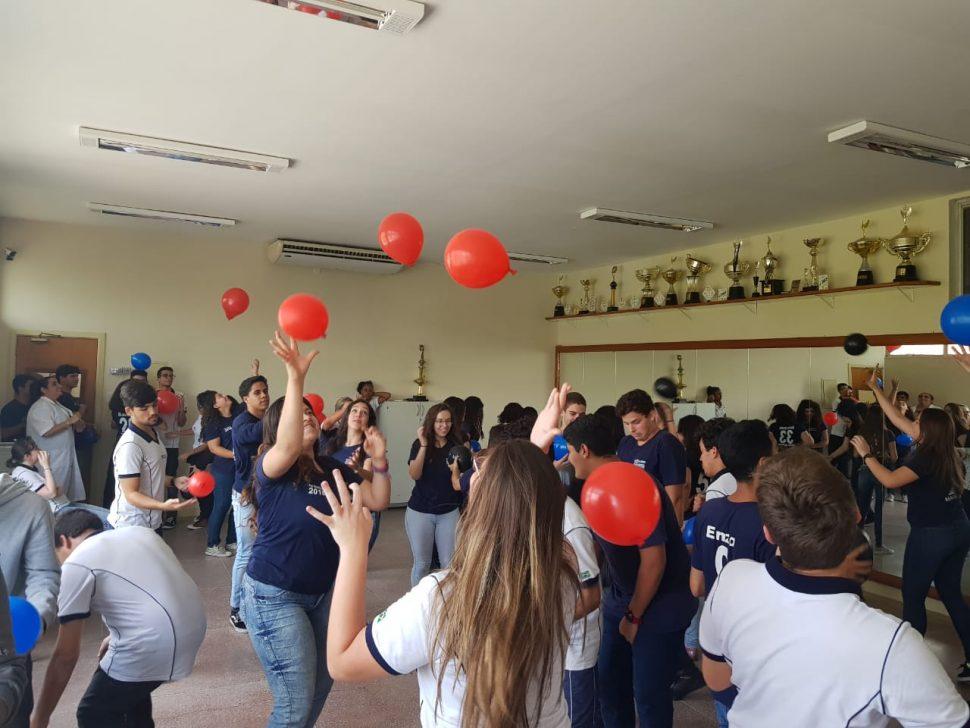 COLÉGIO SANTA MÔNICA – VESTIBULAR UERJ 2019 – PRÉ-VESTIBULAR – SÃO GONÇALO