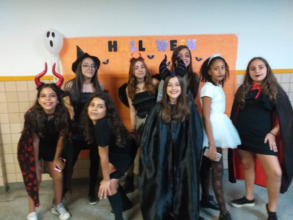 HALLOWEEN – ENSINO FUNDAMENTAL II