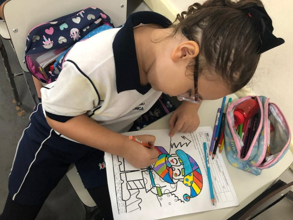 ROMERO BRITTO – 2º (BT)