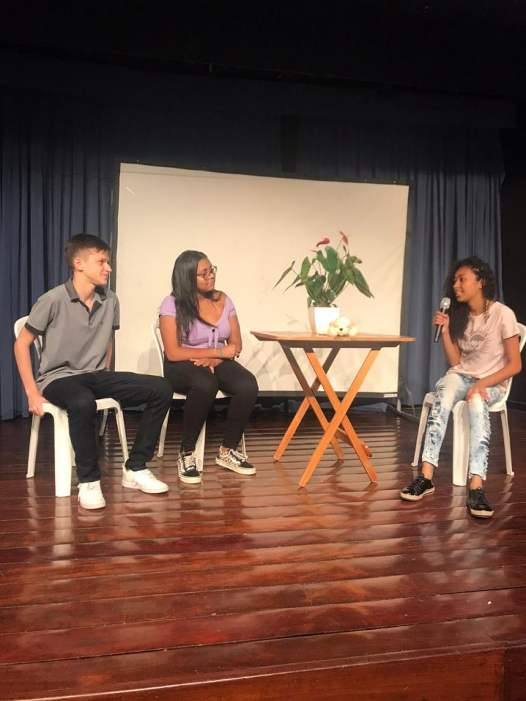 1ª MOSTRA CULTURAL 2019 – CACHAMBI