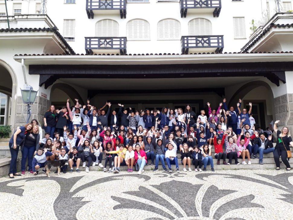TRABALHO DE CAMPO – 5º (ANO)