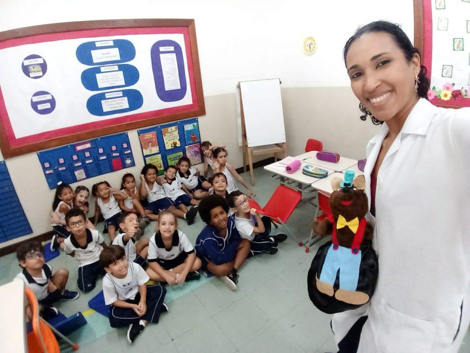 AULA DE INGLÊS – EDUCAÇÃO INFANTIL